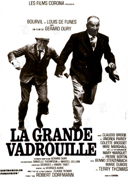 La grande vadrouille 1966 Real : GŽrard Oury Collection Christophel
